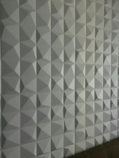 Rectangle - декоративные 3d панели с объемным эффектом