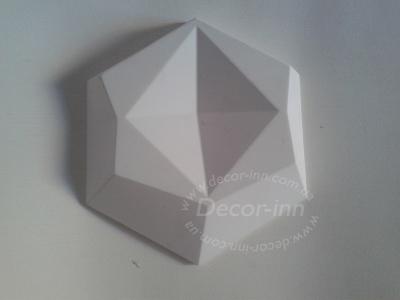 "Cell-1 - декоративная 3D панель ""под пирамиду"""