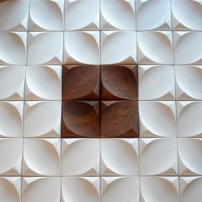 """Leaf - декоративные 3d панели """"под лист растения"""""""