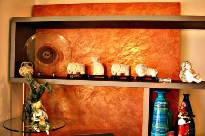 "Raffaello decor stucco Madreperlato - венецианская декоративная штукатурка ""под мрамор с перламутром"""