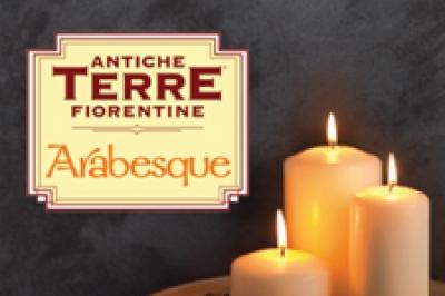 "Arabesque - декоративная краска ""под мокрый шелк"""