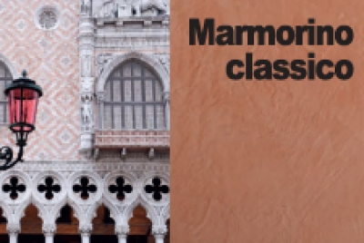 "Marmorino Classico - декоративная венецианская штукатурка ""под состаренный мрамор"""