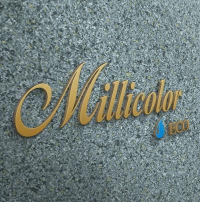 """Millicolor Eco - декоративная краска """"под разные оттенки"""""""