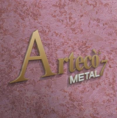 Arteco 7 Metal - декоративная краска под разные оттенки