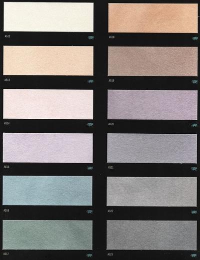 Perlaceo - декоративное покрытие с солнцеотражающими частицами