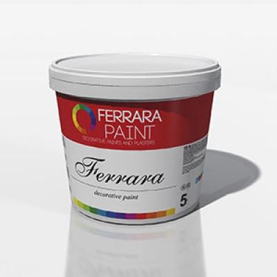 "Ferrara - декоративная краска ""под шелк, бархат с металлическим блеском"""