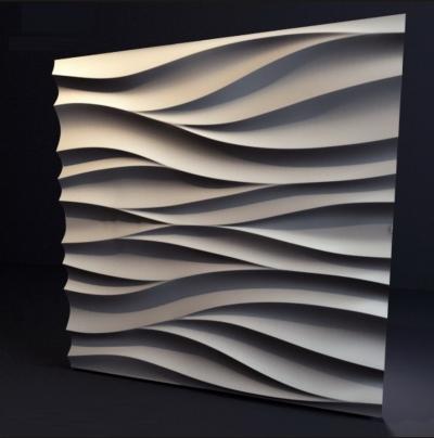 Infinity - 3D панели с эффектом волны