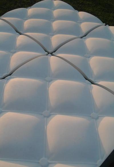 Kapitone - гипсовые 3D панели под каретную стяжку