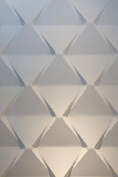 """Pyramid - декоративные 3d панели """"под треугольники"""""""
