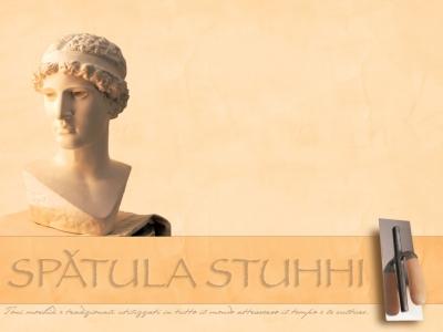 "Spatula Stuhhi Opaco - декоративная венецианская штукатурка ""под мрамор"""