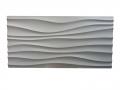 "Wave Delicate - 3D панели ""под спокойную волну"""