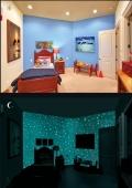 Magic Light - декоративная краска как источник света