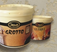"Grotto - декоративная штукатурка ""под натуральный камень"""