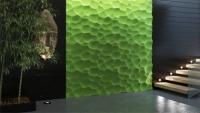 "Shell гипсовые панели с кратерами ""ракушка"""