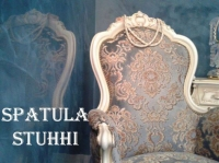 "Spatula Stuhhi - декоративная венецианская штукатурка ""под мрамор"""