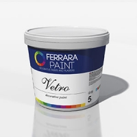 Vetro - декоративная краска со светоотражающим эффектом
