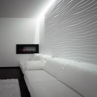 """Wave - декоративная 3D панель """"под волну"""""""