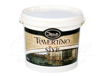 "Travertino Style - декоративная штукатурка ""под травертин"""