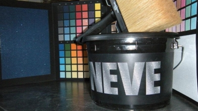 "Colore & Neve - декоративная краска ""под серебро с перламутром"""