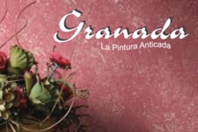 """Granada - декоративная краска """"под старые стены"""""""