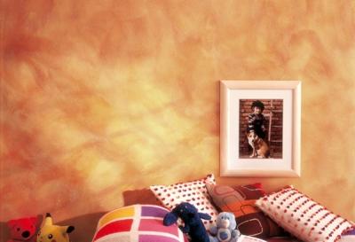 """La Casa dei Sogni - декоративная краска """"под старые стены"""""""