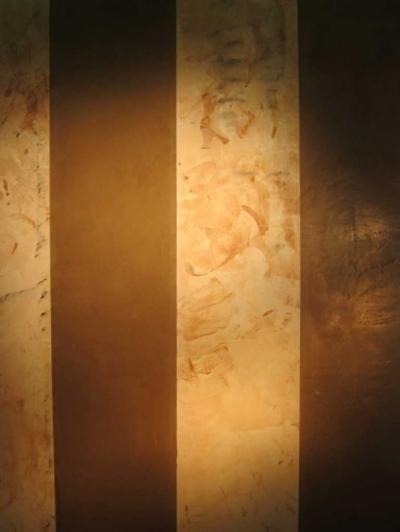 """Wall Paint - техника слияния """"под обои, крупную плитку"""""""