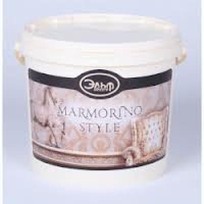 "Marmorino style - декоративная штукатурка ""под натуральный камень"""