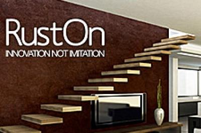 """Ruston - декоративное покрытие """"под патину, ржавчину"""""""