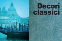 "Decori Classici- декоративная краска ""под ажурную вязь"""